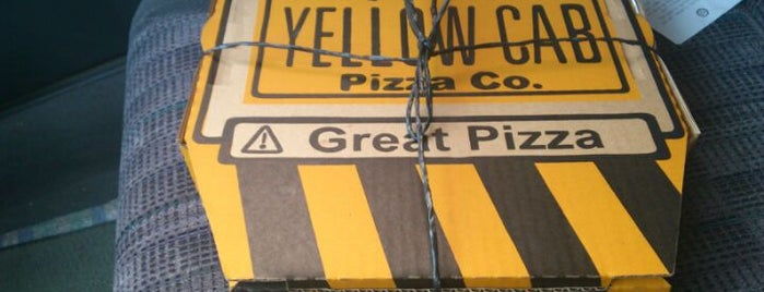 Yellow Cab is one of Restaurants.