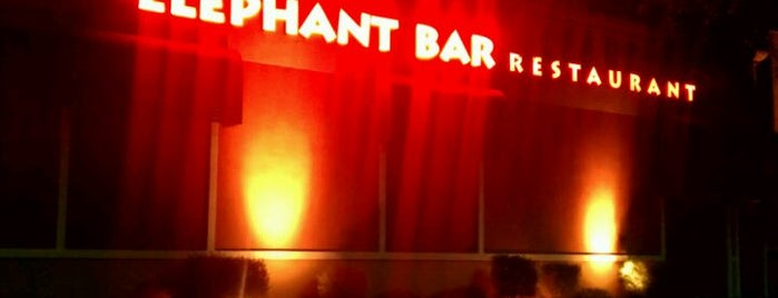 Elephant Bar is one of Restaurants.