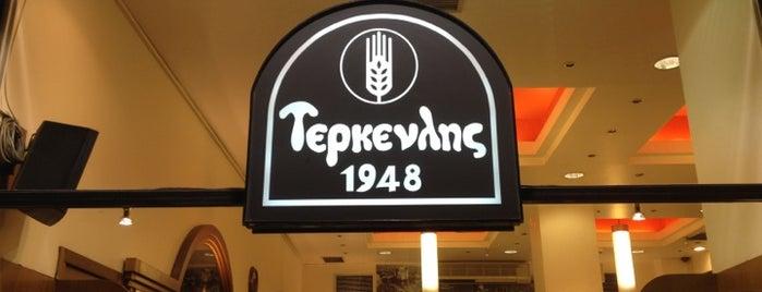 Τερκενλής is one of Tempat yang Disukai Spiridoula.