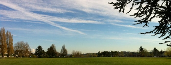 Judkins Park and Playfield is one of Seattle's 400+ Parks [Part 1].