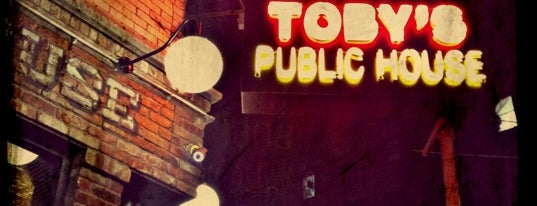Toby's Public House II is one of Whoops! Didn't Go Soon Enough....