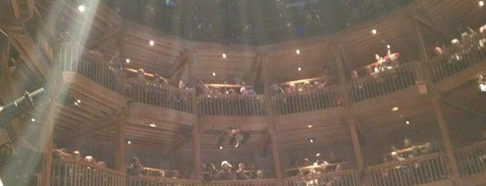 Swan Theatre is one of UK unseen.