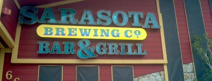 Sarasota Brewing Company is one of Breweries.