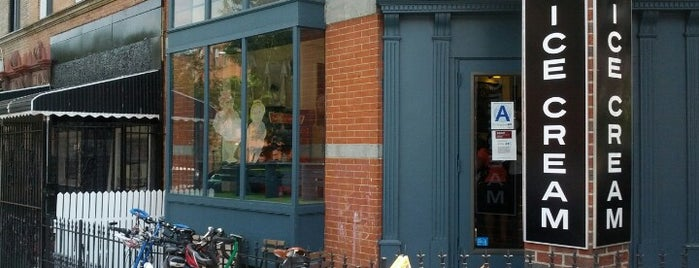 Ample Hills Creamery is one of Dessert and Bakeries.