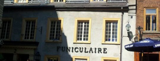 Funiculaire is one of Quebec to-do/eat.