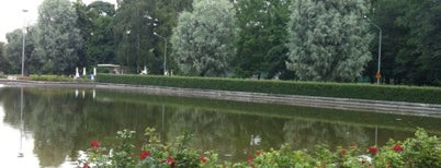 Kaisaniemen puisto is one of สถานที่ที่ Carl ถูกใจ.