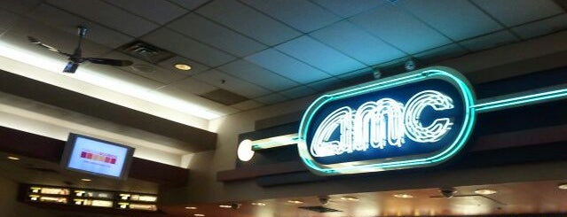 AMC Marple 10 is one of Movie Joints I Like.