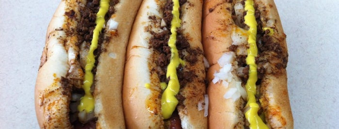 Coney Island is one of America's Best Hot Dog Joints.