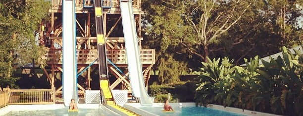 Adventure Island is one of Tampa.