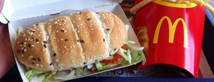 McDonald's is one of สถานที่ที่ Alexandru ถูกใจ.