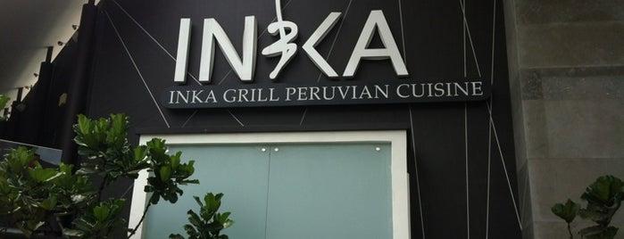Inka Grill is one of Tempat yang Disukai Rassiel.