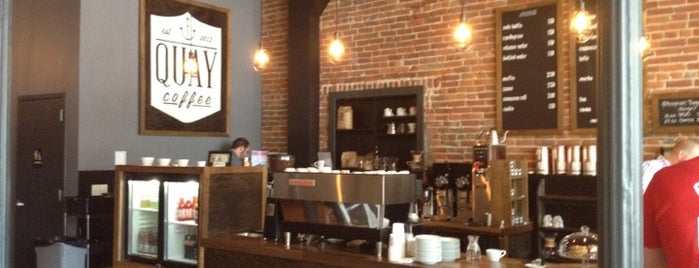 Quay Coffee is one of Kansas City Weekend.