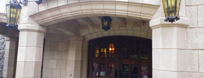 Le Cellier Steakhouse is one of Walt Disney World.