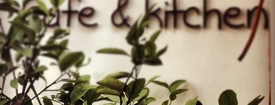 Lime Tree Cafe & Kitchen is one of ● cafe istanbul ®.