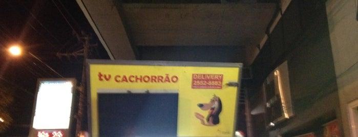 Cachorrão is one of BH Hamburguerias.