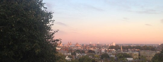 Kensington Roof Gardens is one of Breathtaking Views of London.