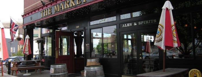The Market Arms is one of Kate 님이 좋아한 장소.