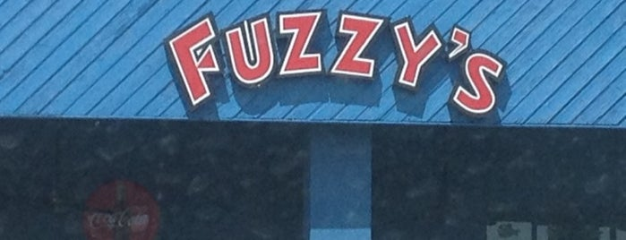 Fuzzy's Taco Shop is one of Ryan 님이 좋아한 장소.