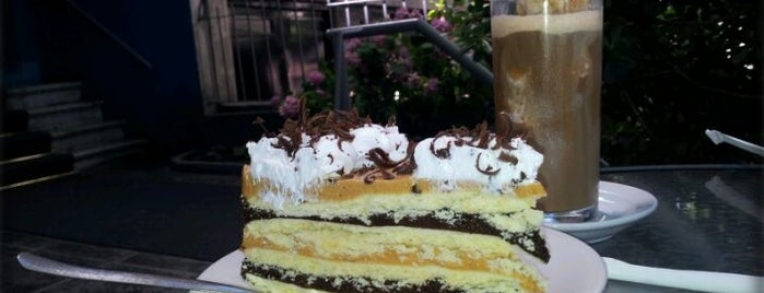 Cake's is one of Uruguay.