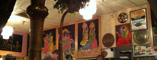 Delhi Palace is one of ASU Off-Campus Dining.