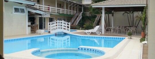 Ciribaí Praia Hotel is one of Lieux qui ont plu à Hiran.