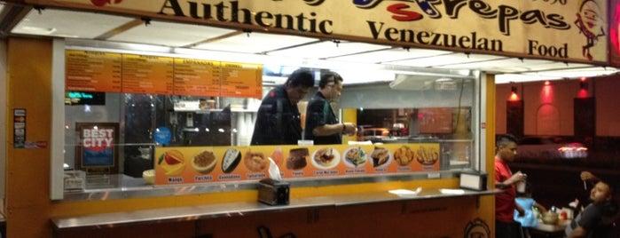 Viva Las Arepas is one of Downtown Dining.