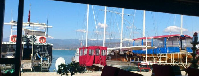 Genis Terrace Restaurant is one of Best places in Fethiye.