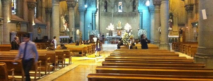 Iglesia San Lazaro is one of Lugares, plazas y barrios de Santiago de Chile.