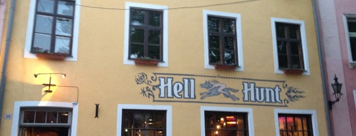 Hell Hunt is one of Tallinn.