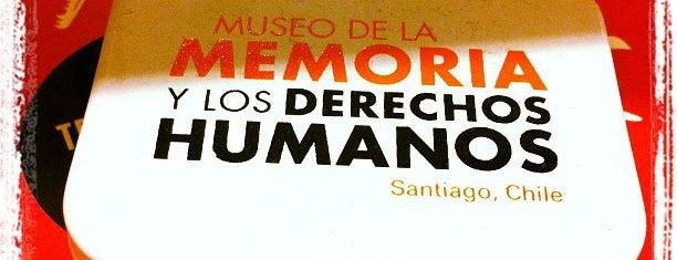 Museo de la Memoria y los Derechos Humanos is one of Santiago en 100 lugares.