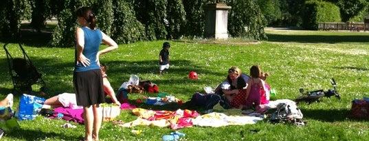 Parc de La Plante is one of Namur.