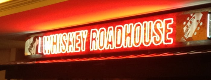 Whiskey Roadhouse - Horseshoe Casino is one of Lugares favoritos de Glenn.
