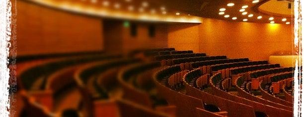 Auditorio Nacional del Sodre Dra. Adela Reta is one of Sitios para fotografiar en Montevideo.