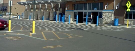 Walmart Supercenter is one of Paulina's Liked Places.