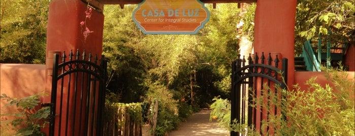 Casa de Luz is one of Austin my way.