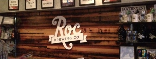 Roc Brewing Co., LLC is one of Cool places in NY (upstate).