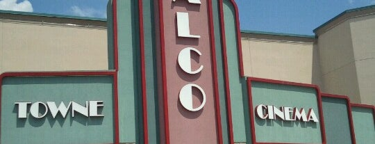 Malco Rogers Towne Cinema 12 is one of Orte, die Francisco gefallen.