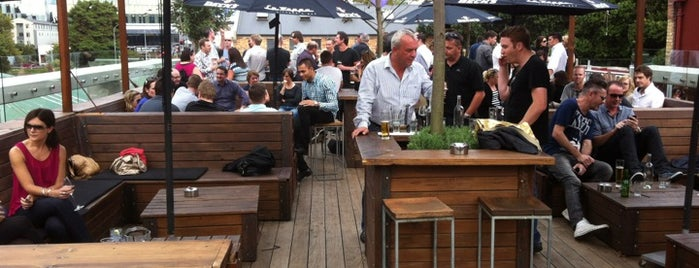 La Zeppa Kitchen & Bar is one of Must-visit Bars in Auckland.