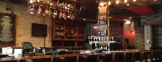 Stout Barrel House and Galley is one of chicago spots pt. 3.