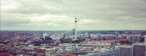 Berlin Hi-Flyer is one of Things to do before you die!.