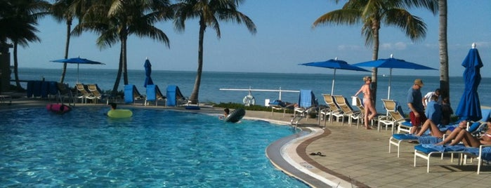 South Seas Island Resort is one of Fave Hotels & Resorts.