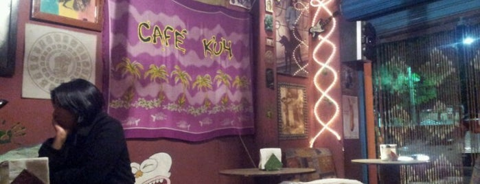 Cafe Ku'h is one of Nightlife.