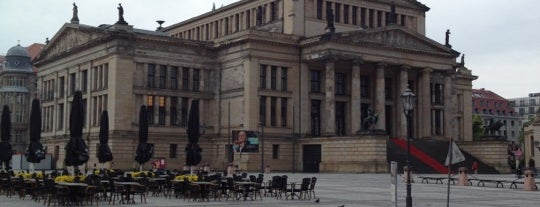 Konzerthaus Berlin is one of StorefrontSticker #4sqCities: Berlin.