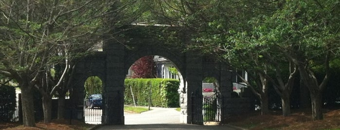 Oakwood Cemetery is one of Welcome to Raleighwood! #visitUS.