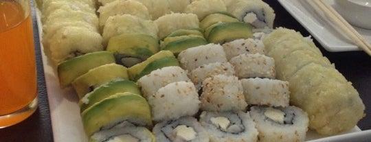 Aki Sushi is one of Lugares favoritos de Animalflair.