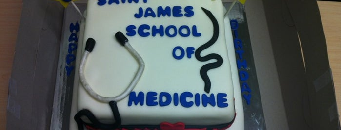 Saint James School of Medicine, HRDS is one of Medical Centers Chicago.