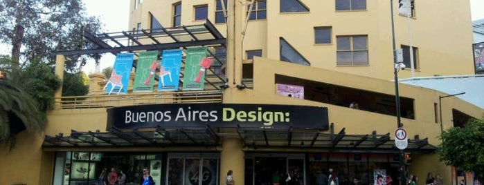 Buenos Aires Design is one of Favoritos.
