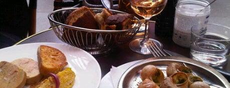 Le Comptoir du Relais is one of Paris delights.