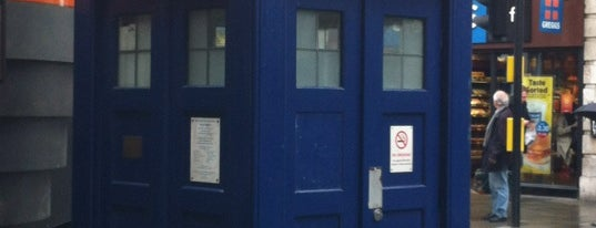 Earls Court Police Box is one of Nerds in London.