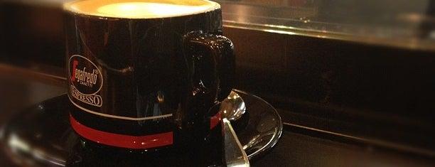 Segafredo Zanetti Espresso is one of free Wi-Fi in 新宿区.